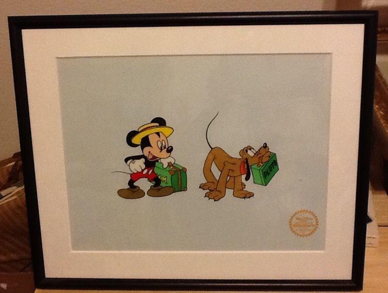"""Disney. """"Mr. Mouse Takes a Trip"""""""