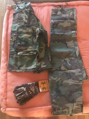 Army Airborne Camo for Sale in Los Angeles, CA