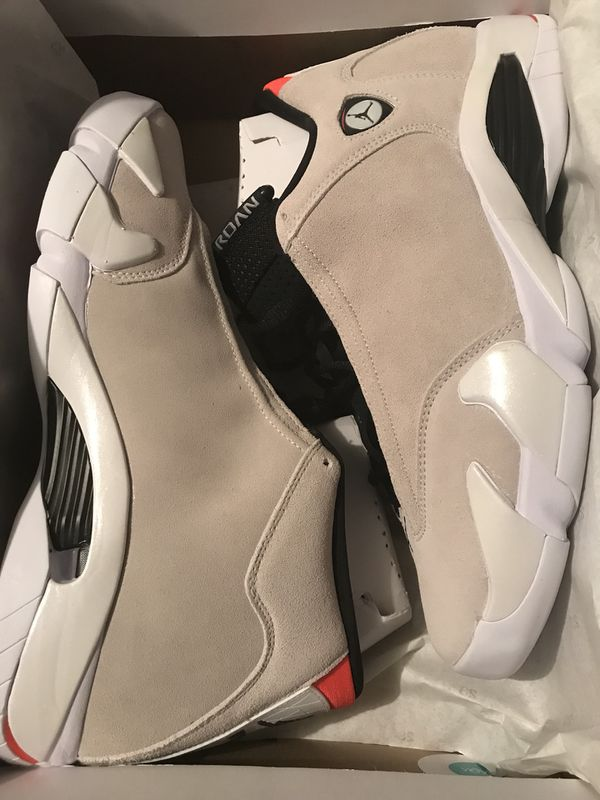 00dd396850fa9d Jordan 14 desert sand size 9 10 and 10.5 (Clothing   Shoes) in Bronx ...