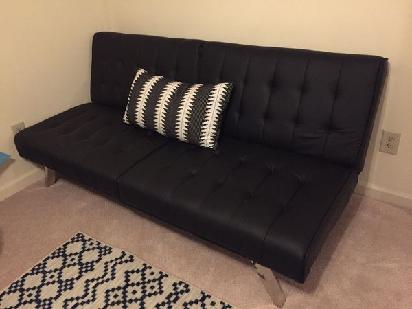 black furnititure modern amazing in bm sawyer futons futon