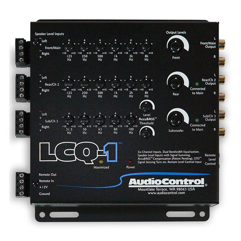 AudioControl  LCQ-1