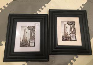 Photo frames (a pair) for Sale in Oakton, VA