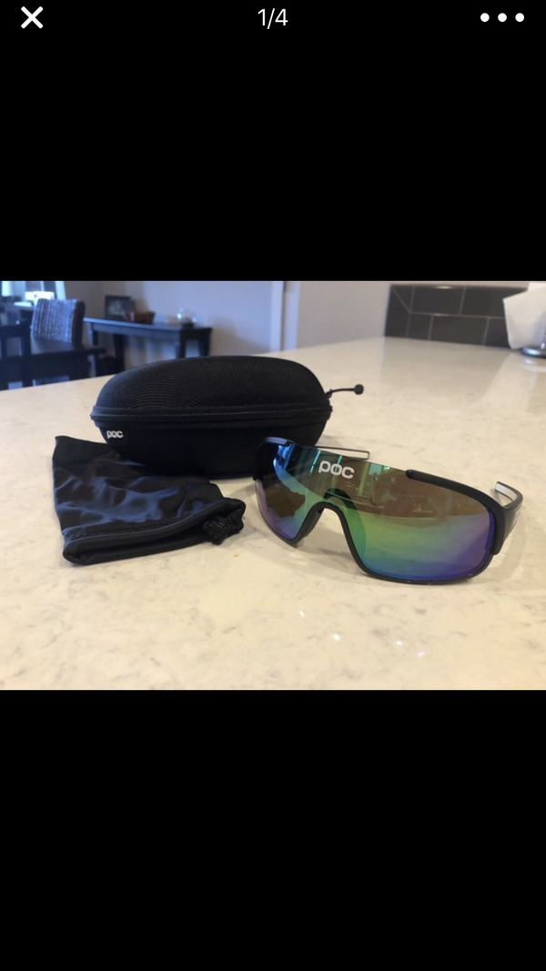 b900a88ba2de POC Crave + Sunglasses in Black for Sale in Vancouver