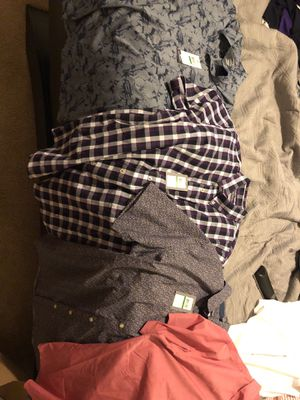Mens shirts for Sale in Washington, DC