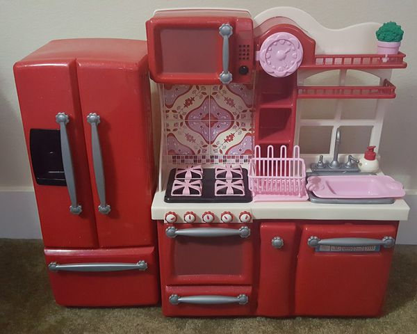 Our Generation Kitchen Playset (Games & Toys) in Lacey, WA - OfferUp