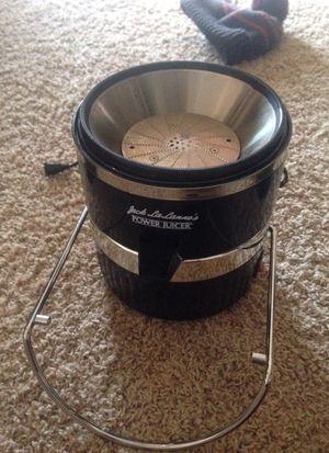 Jack lalannes power juicer! for sale  Tulsa, OK