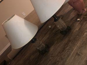 2 lamp for sale for Sale in Alexandria, VA