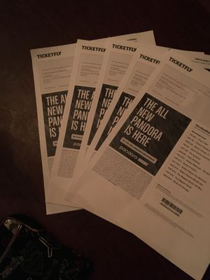 Yacht Rock Tickets - 5 total for Sale in Wheaton, MD