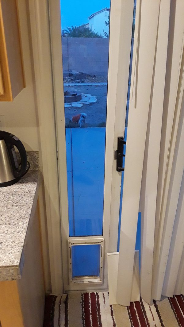 Patio Doggie Door For Sale In Las Vegas Nv Offerup