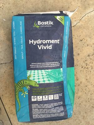 Bostik grout vivid shadow for Sale in Diamond Bar, CA - OfferUp
