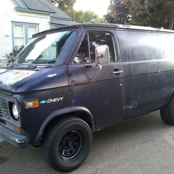 1973 Shorty G10 Clean Title California Van For Sale In
