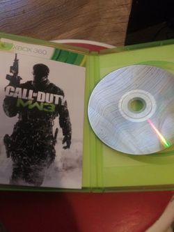 Modern warfare 3 Xbox 360 Thumbnail