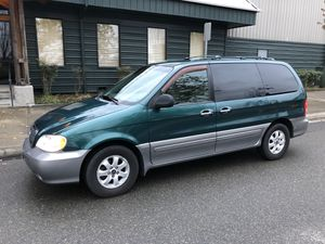 2004 Kia Sedona van nice for Sale in Tacoma, WA
