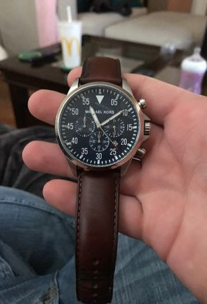 Michael Kors men's chronograph watch for Sale in Richmond, VA