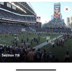 Seattle Seahawks vs. Tennessee Titans Home Opener NFL Thumbnail