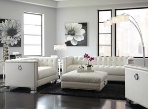 New white leather sofa & loveseat for Sale in Lauderdale-by-the-Sea, FL