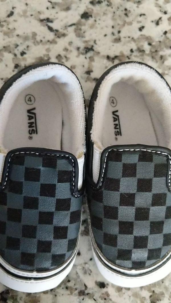 Baby Vans size 4 for Sale in Phoenix b091b1e5a