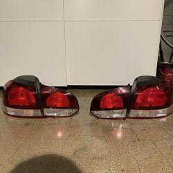 2011-2014 VW GTI MK6 TAILIGHTS Thumbnail
