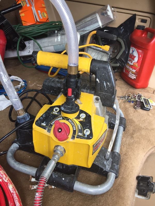Wagner Procoat Airless pump paint sprayer for Sale in Hendersonville, NC -  OfferUp