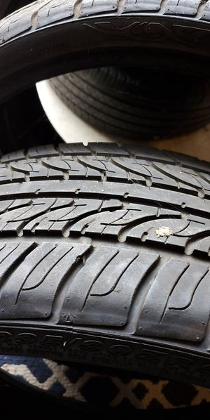 Photo 22 inch tires used