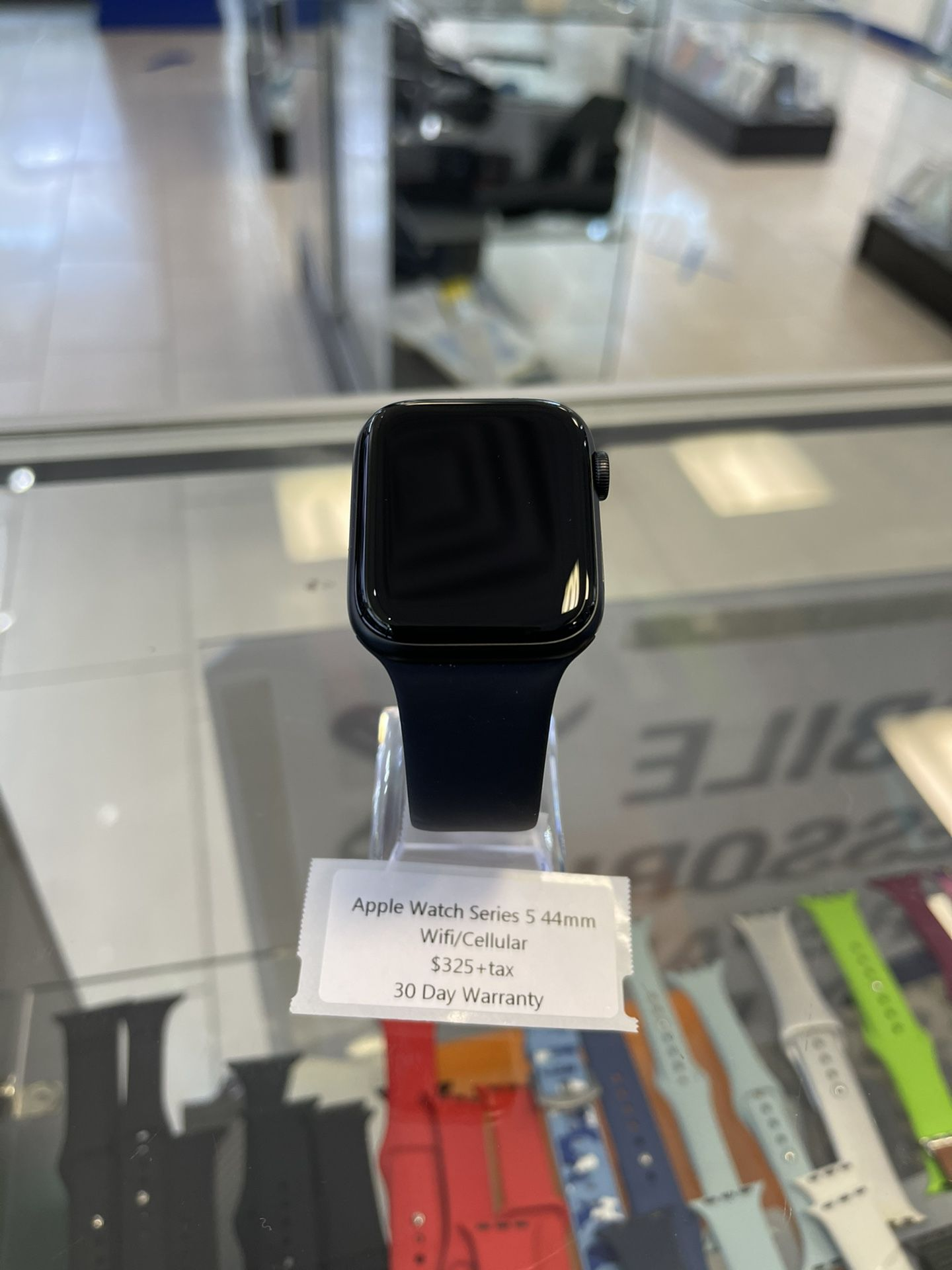 Apple Watch Series 5 LTE 44mm
