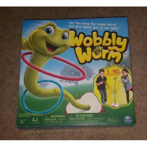 Wobbly Worm game for Sale in Chantilly, VA