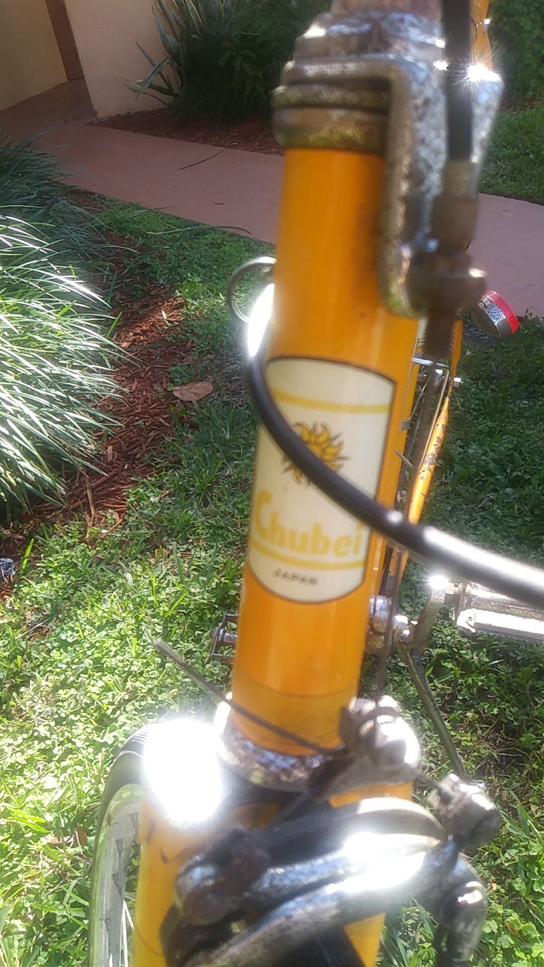 Bike chubey 10 espeed
