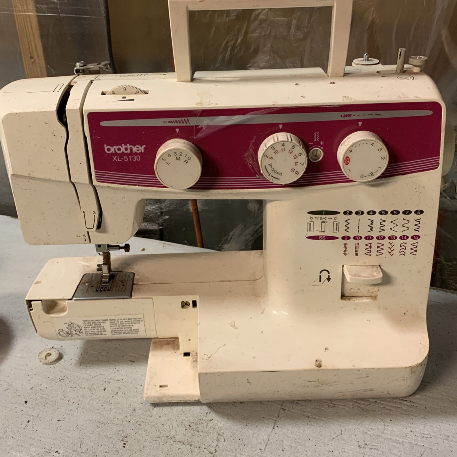 Brother XX-5130 Sewing Machine