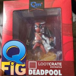 Deadpool Loot Crate Exclusive Qfig Thumbnail