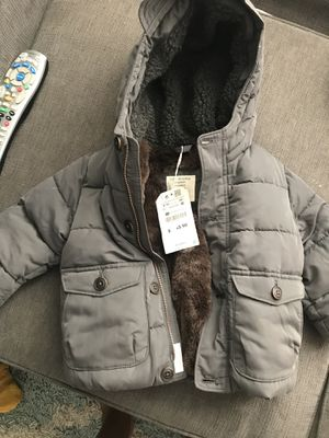 6fb379d741f9 Zara ref outerwear size S coat for Sale in Alameda