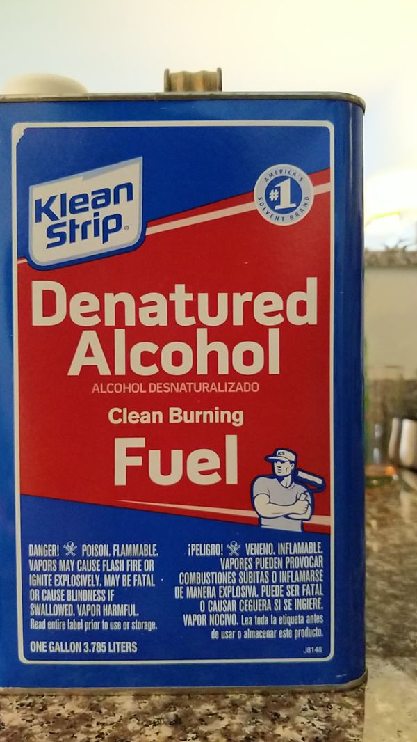 Denatured Alcohol for Sale in Mountain View, CA - OfferUp