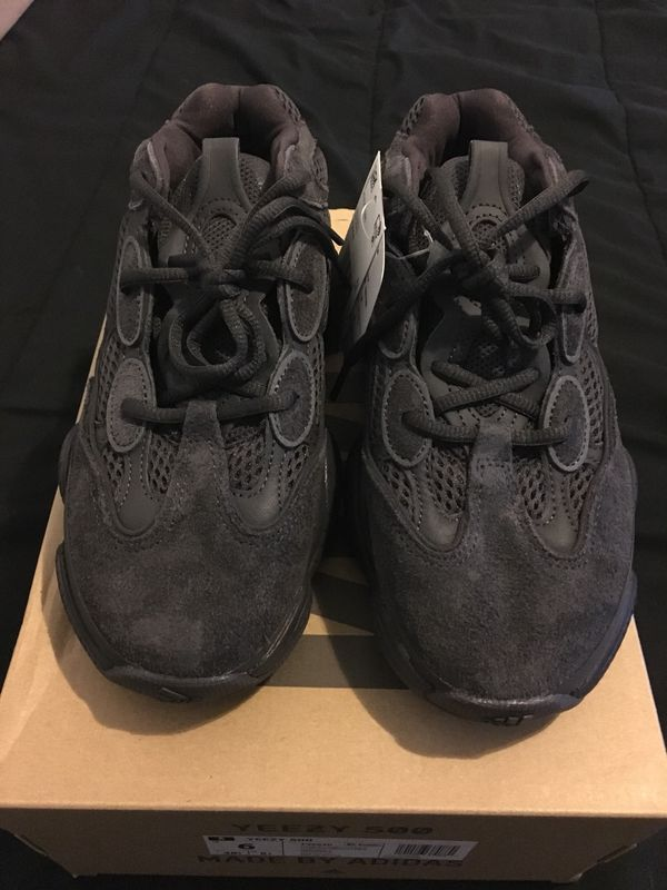 "a2c351f7b Yeezy 500 ""Utility Black"" for Sale in Bronx"