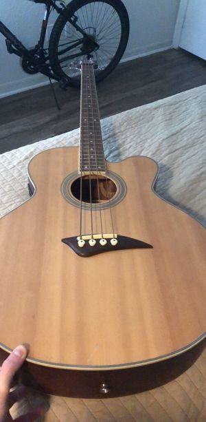 Acoustic/Electric Bass Guitar, Dean-EABC for Sale in Orlando, FL