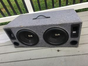 MAG Dub Audio Speakers ultra speakers for Sale in Takoma Park, MD