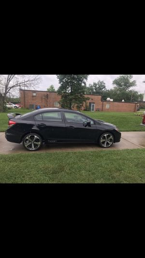 2015 Honda Civic SI for Sale in Glenn Dale, MD