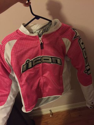 Icon jacket. Women's medium for Sale in Cleveland, OH