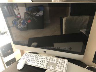 iMac desktop computer Thumbnail