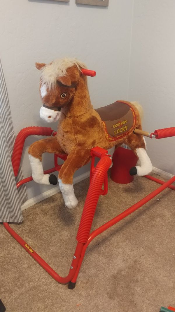 Talking Rocking Horse (Games & Toys) in Chandler, AZ - OfferUp