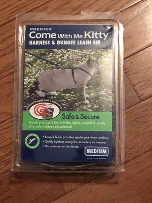 Cat Harness & Bungee Leash Set for Sale in Glen Allen, VA