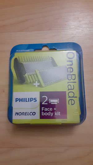 Photo Philips Norelco One Blade Face + Body Kit