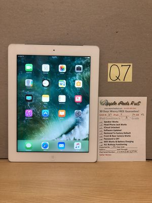 Q7 - iPad 4 32GB Cell-VZ for Sale in Los Angeles, CA