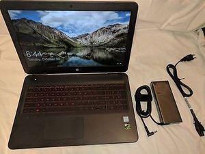 HP Gaming Laptop - i7-7700HQ - GTX 1050TI - 1TB 12GB -Mint! for Sale in Washington, DC