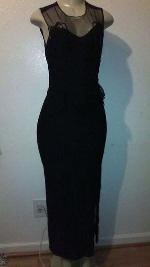 Black cocktail/formal dress for Sale in Denver, CO