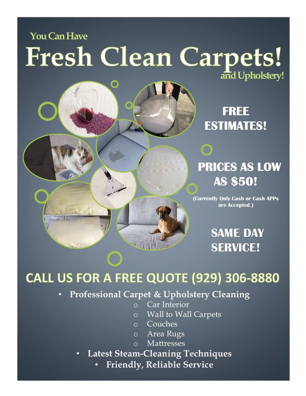 Carpet And Upholstery Cleaning Service Home Garden In Queens Ny