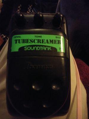Tubescreamer soundtank for Sale in Petersburg, VA