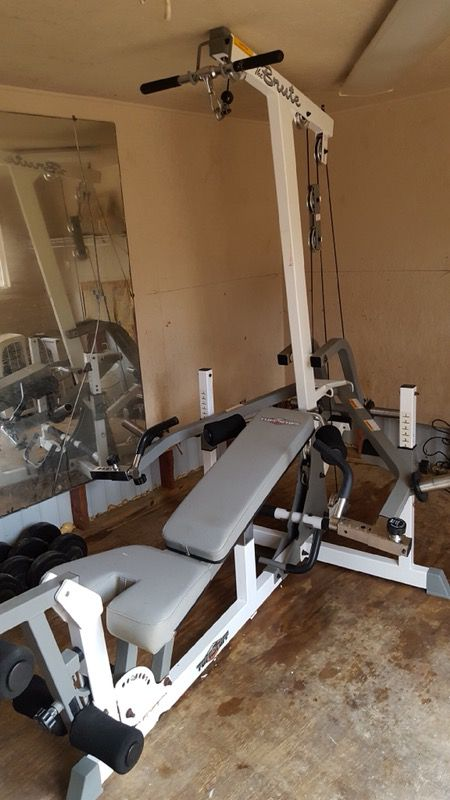 Baseball Bats For Sale >> The Brute by Tuffstuff commercial grade gym for Sale in ...