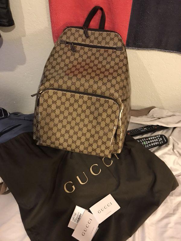 da93626af7b2 Gucci Backpack for Sale in Anaheim, CA - OfferUp