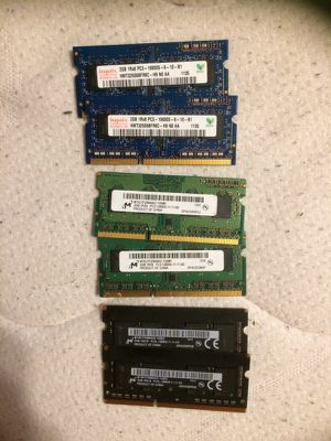 16GB RAM. 2x 8GB Ram Cards. Memory. for Sale in Washington, DC