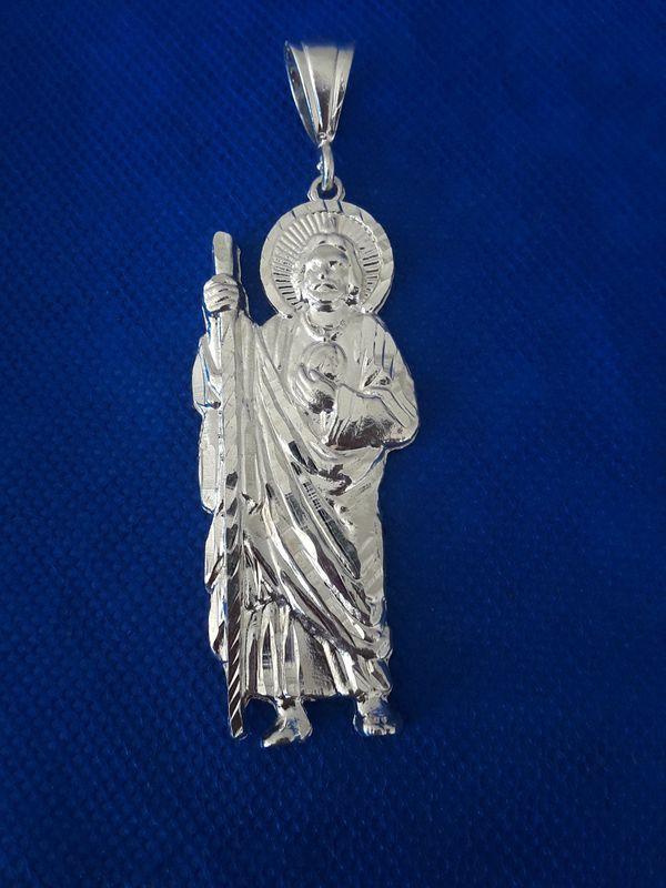San Judas Tadeo De Plata Italiana 925 For Sale In Los Angeles Ca Offerup