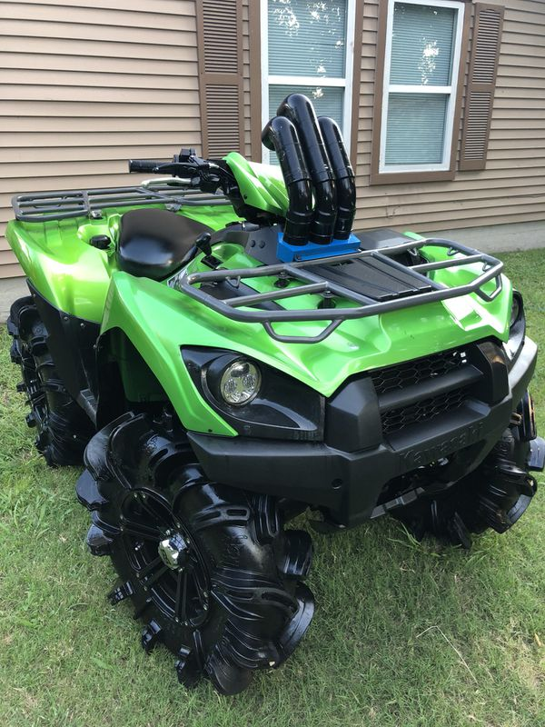 2014 Kawasaki brute force 750 special edition 4x4 for Sale in Houston, TX -  OfferUp